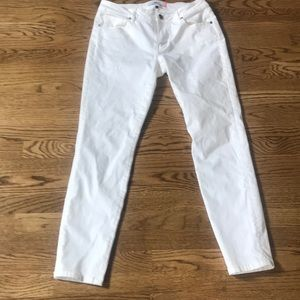 Cabi white jeans